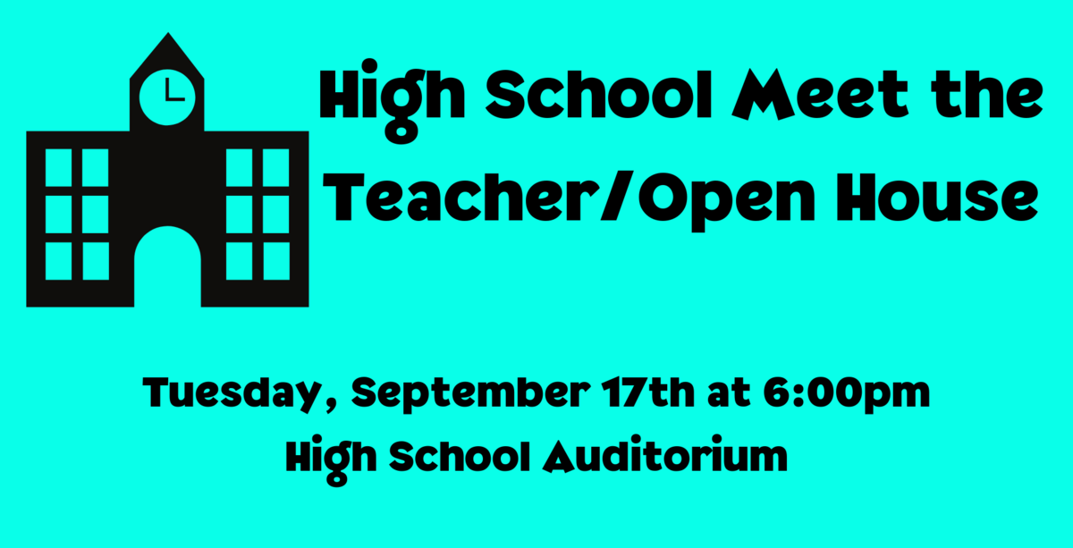 BHS Open House