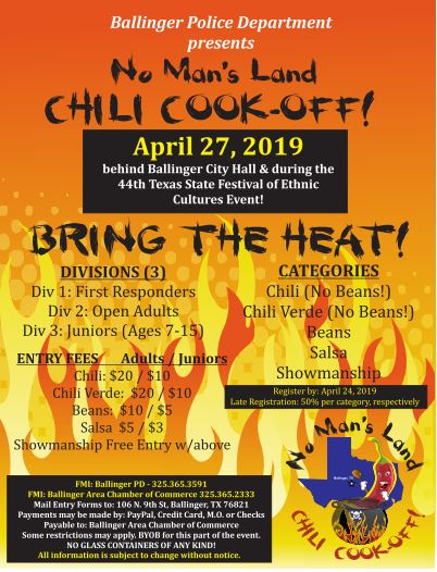 Chili Cookoff 2019 - Copy