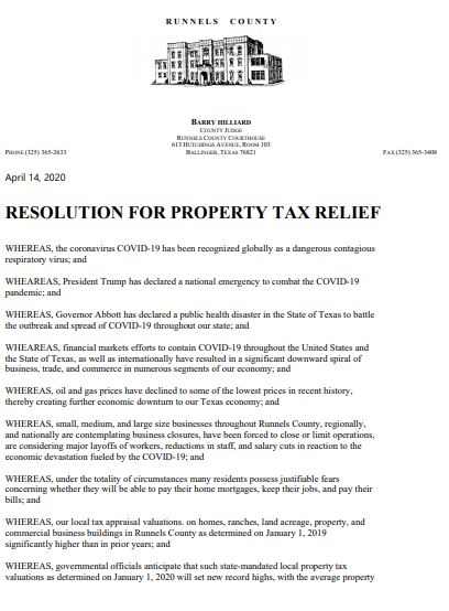 RC Tax Relief 01