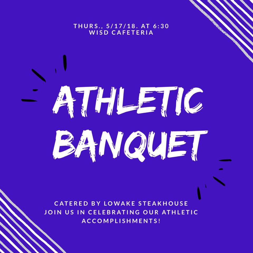 Winters Atheletic Banquet